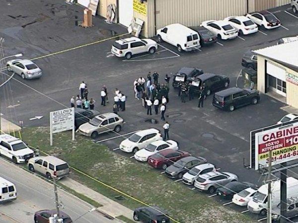 В Орландо бывший военный убил пятерых и покончил с собой