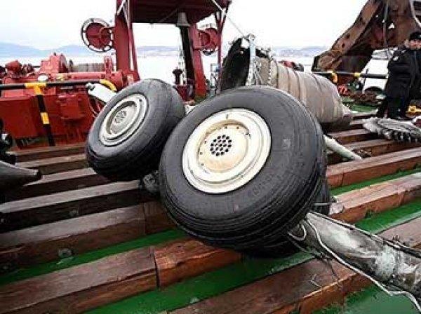 Крушение Ту-154 над Черным морем: СМИ обнародовали детали катастрофы в Сочи