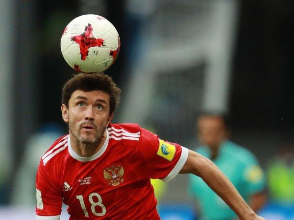 """Футболист Жирков ответил на призыв депутата """"дать ему в морду"""""""