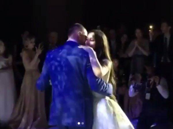 В Сети появились фото со свадьбы дочери судьи Хахалевой