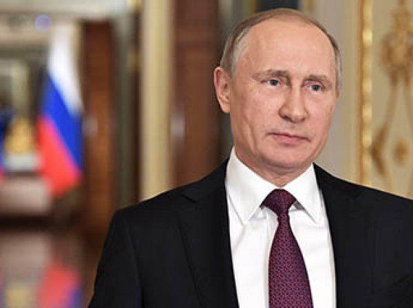 Путин снял с должностей сразу восемь генералов МВД, МЧС и ФСИН