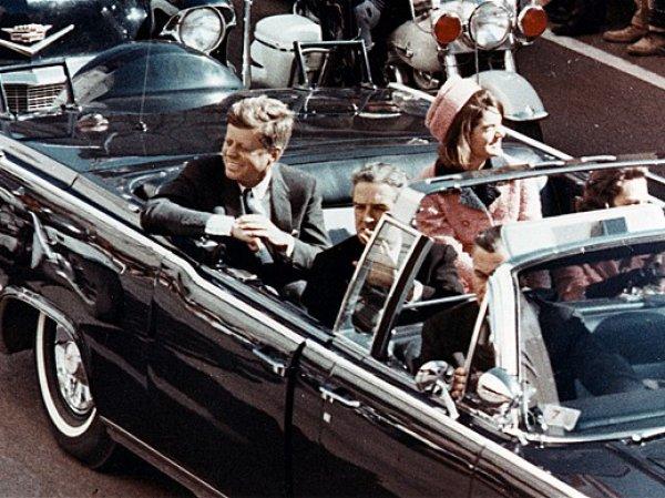 В США опубликовали показания агента КГБ по делу об убийстве Джона Кеннеди