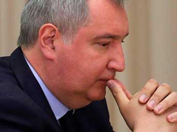"""""""Ждите ответа, гады"""": Рогозин жестко отреагировал в адрес Румынии за недопуск его борта в Молдавию"""