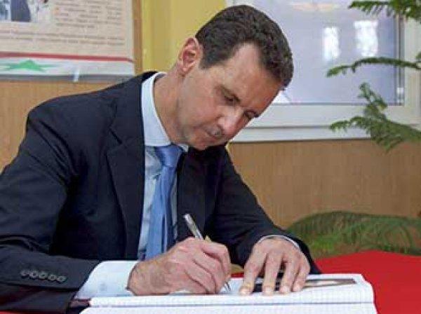 СМИ: США готовы оставить Асада у власти в Сирии