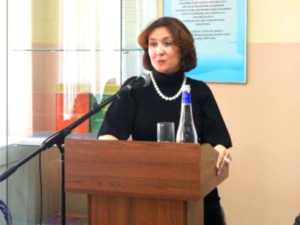 """""""Золотая судья"""" Хахалева назвала заказчика скандала"""