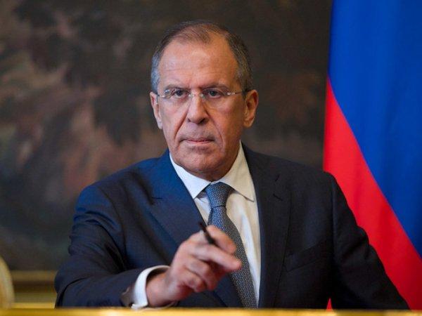 Лавров объяснил, зачем Россия ввязалась в конфликты на Донбассе и в Сирии