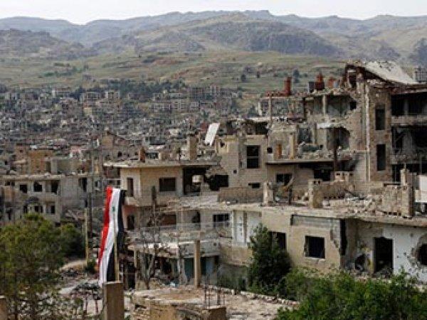 В Сирии при минометном обстреле погиб военный советник из России