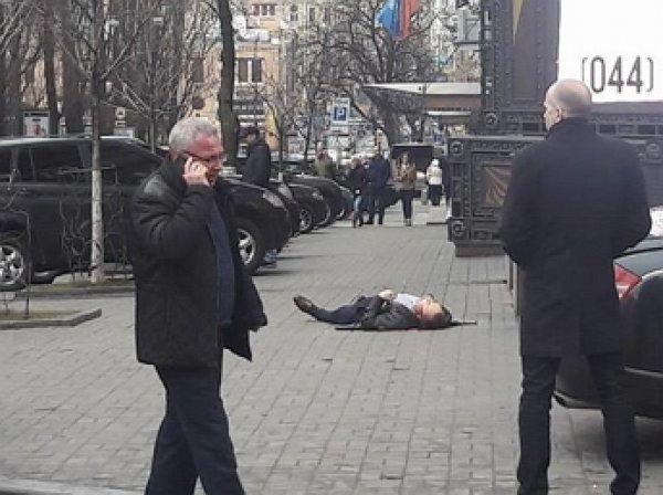 Обнародовано СМС от Вороненкова, отправленное им за 2 минуты до гибели