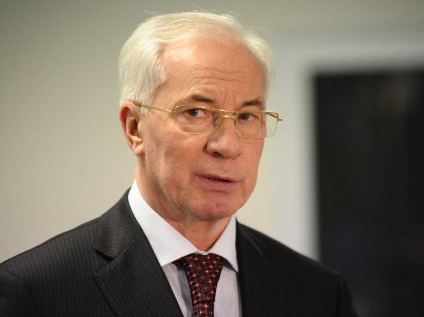 Азаров предрек скорый крах режима Порошенко