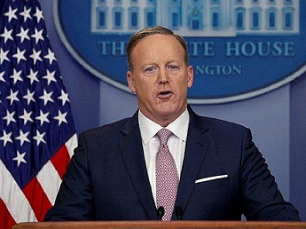 Пресс-секретарь Трампа объяснил свою отставку