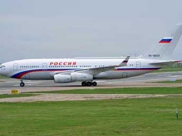 В Кремле ответили на вопрос о странном крюке самолета Путина по пути в Гамбург