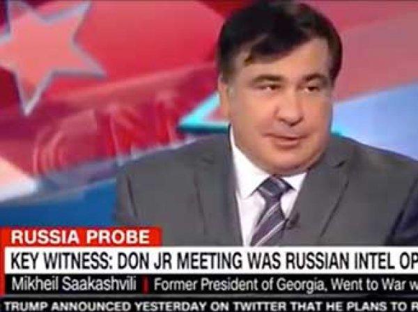 Саакашвили подтвердил, что Украина вмешалась в выборы президента США