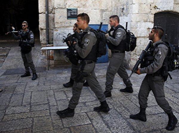 Три человека стали жертвами столкновений в Иерусалиме