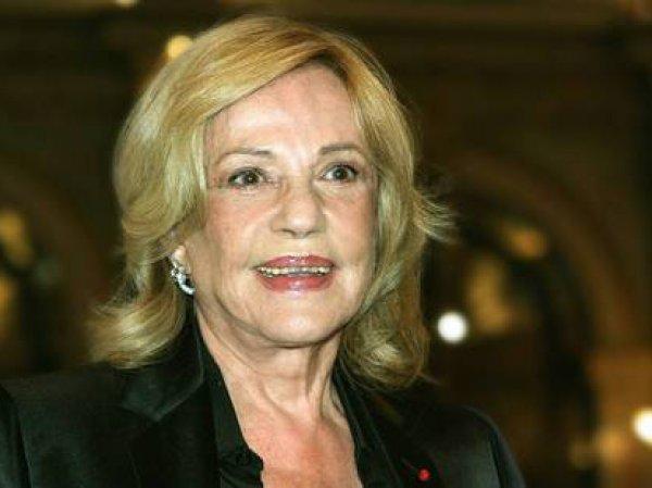 Скончалась известная французская актриса Жанна Моро
