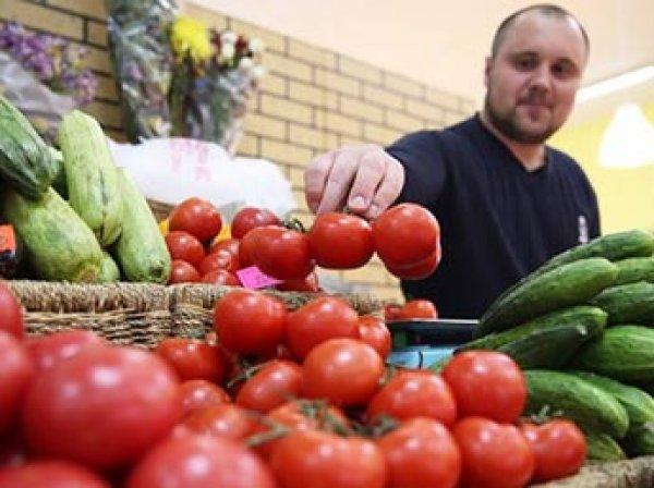 ЦБР спрогнозировал рост цен на продукты из-за холодной погоды в России