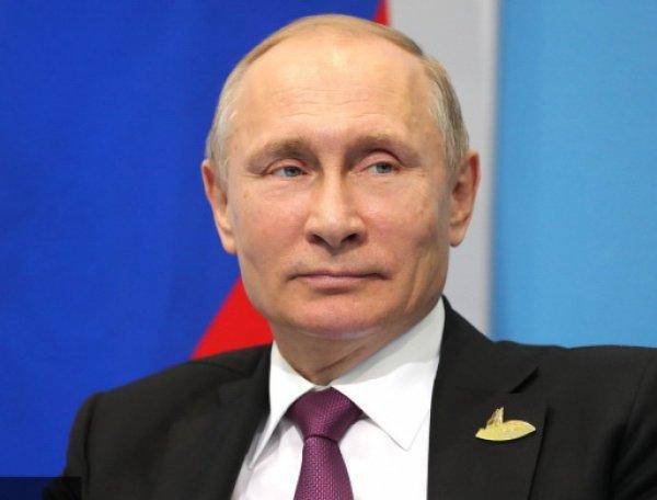 Путин: Трамп телевизионный очень сильно отличается от реального человека