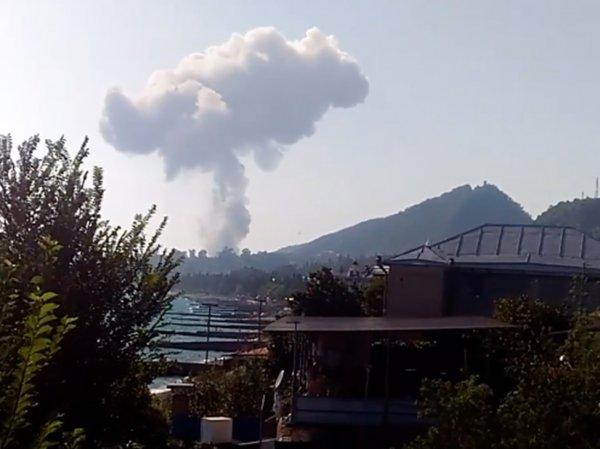 Жертвами взрыва в Абхазии стали две туристки из России