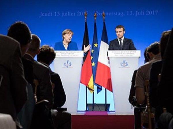 Меркель назвала пользу и условие снятия санкций с России