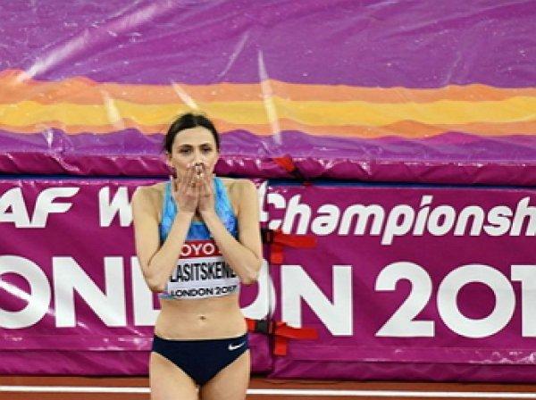 Россиянка Ласицкене взяла золото на ЧМ в Лондоне