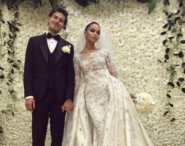 Вел Малахов, пели Кобзон и Басков: свадьба дочери Михаила Турецкого собрала 800 гостей (ФОТО, ВИДЕО)