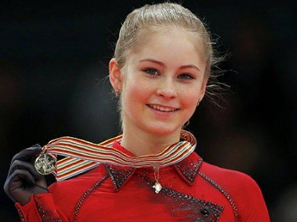СМИ: 19-летняя Юлия Липницкая завершила свою спортивную карьеру