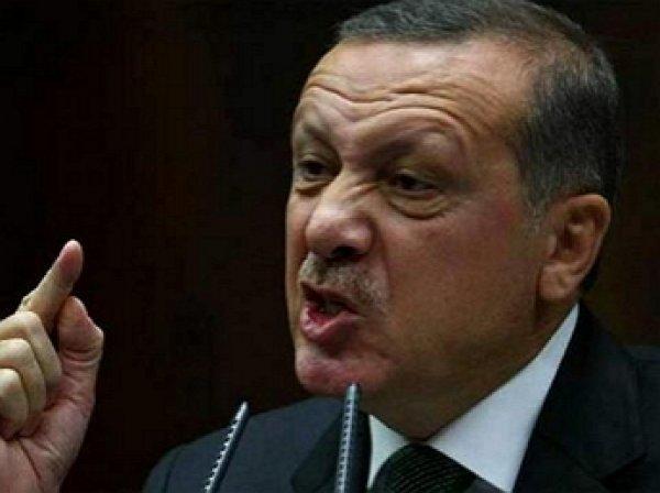 """""""Знай свое место"""": Эрдоган ответил на критику главы МИД Германии"""