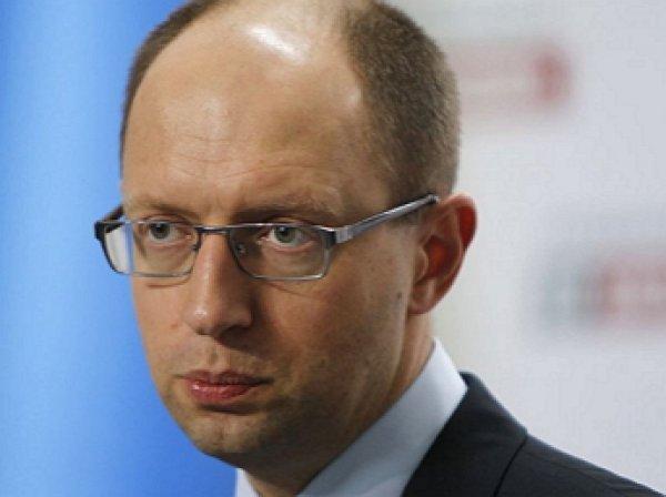 Яценюк стал совладельцем украинского телеканала