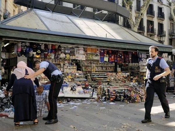 Теракт в Барселоне 2017: ЦРУ предупреждало полицию Каталонии об угрозе теракта еще два месяца назад