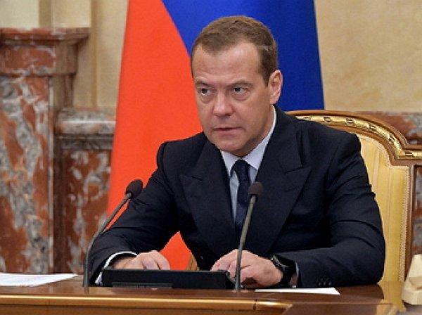 Медведев: России объявлена полноценная торговая война
