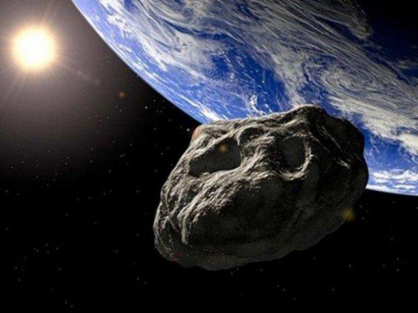 NASA опубликовало ВИДЕО приближения к Земле огромного астероида