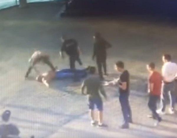 В Сети нашли видео и фото подозреваемого в убийстве чемпиона мира в Хабаровске