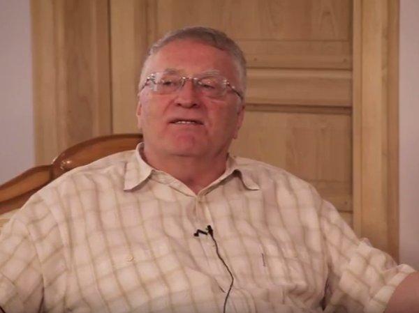 Жириновский рассказал о трех главных ошибках Путина