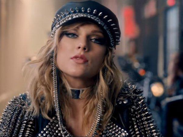 Тейлор Свифт высмеяла Уэста и Кардашьян в новом клипе (ВИДЕО)