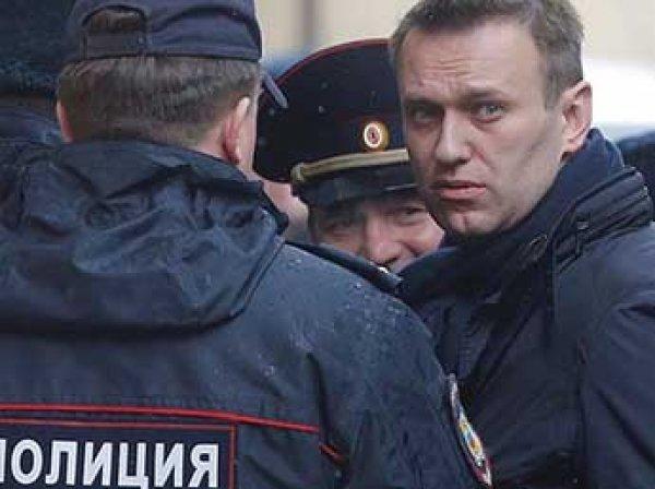 Алексея Навального оштрафовали на 300 тысяч из-за агитсубботника