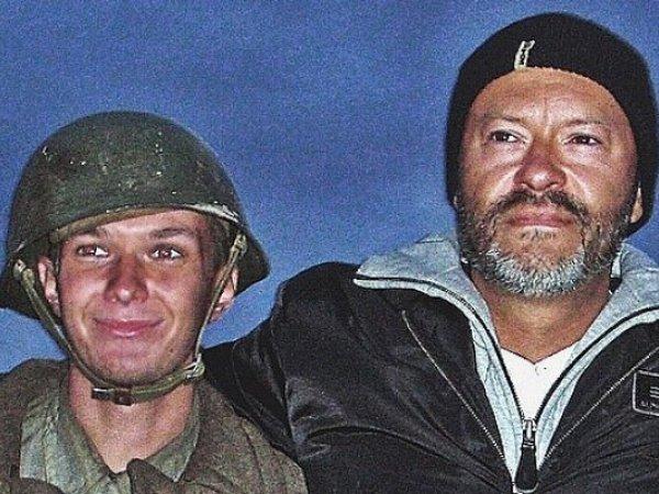 Погибший блогер Думкин снимался у Бондарчука и играл с убийцей, сыном актера Макарова, в одном фильме