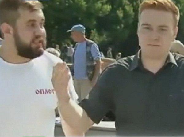 """""""Давай добазаримся"""": напавший на журналиста НТВ раскаялся в содеянном"""