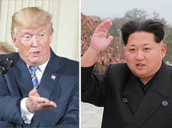 Лавров оценил риск начала войны между США и КНДР