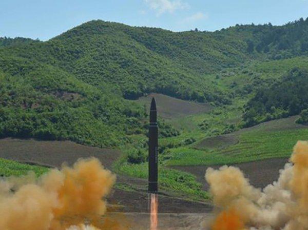 СМИ сообщили об украинских двигателях на ракетах КНДР