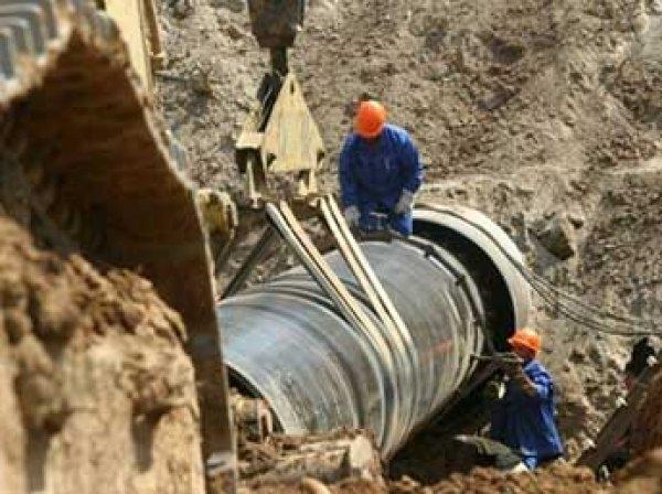 """""""Газпром"""" перевел транзит газа с Украины в Германию"""