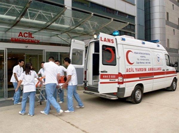 Российская туристка впала в кому в турецкой Аланье