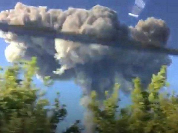 При взрыве на складе боеприпасов в Абхазии пострадали 19 россиян