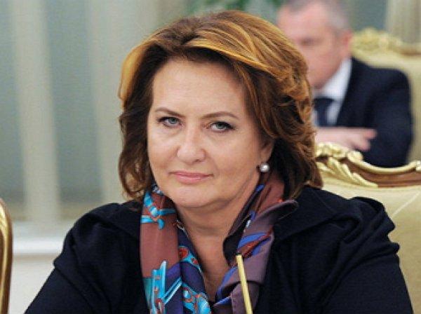 В Швейцарии закрыли дело против Елены Скрынник и сняли арест с ее счетов