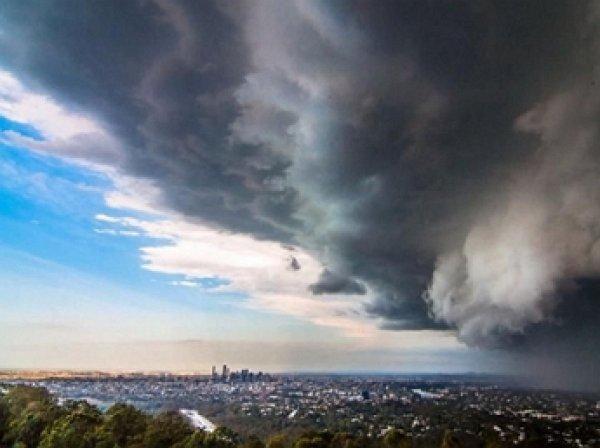 Уфологи обвинили НЛО в нашествии урагана «Харви»