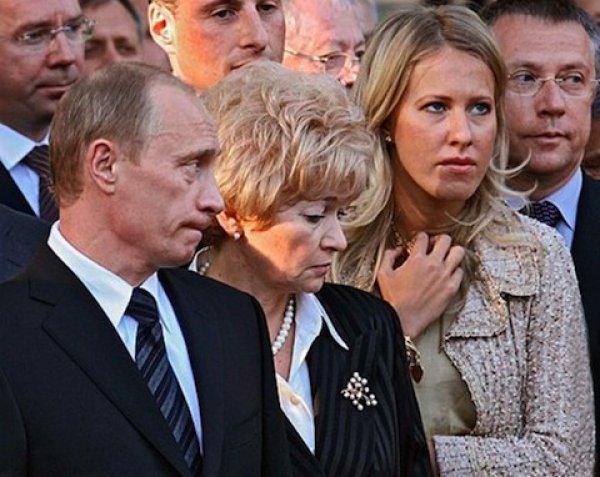 """""""Скучно и мерзко"""": Собчак отреагировала на новость о желании Кремля сделать ее конкурентом Путина на выборах"""