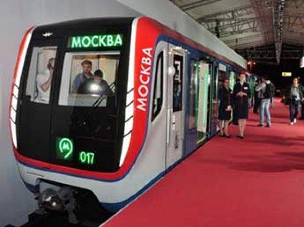 В метро Москвы поезд врезался в стену из-за галлюцинации у машиниста