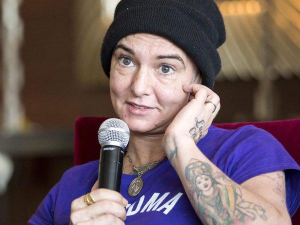 """Певица Шинейд О""""Коннор рассказала о детских издевательствах в камере пыток"""
