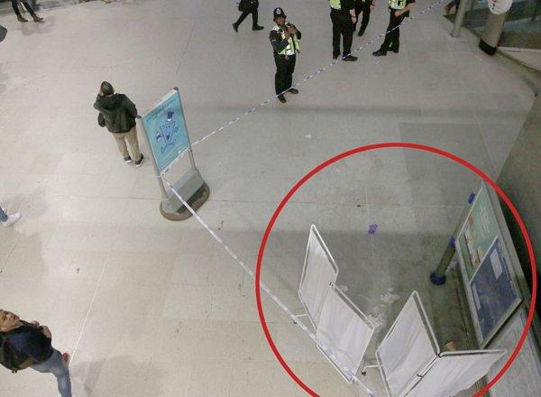 Массовая кислотная атака в Лондоне: 6 пострадавших