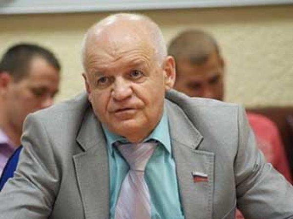 В Москве умер бывший мэр Владивостока и депутат Госдумы Виктор Черепков