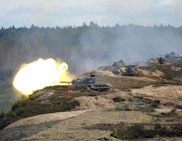 НАТО: Москва начала подготовку к большой войне