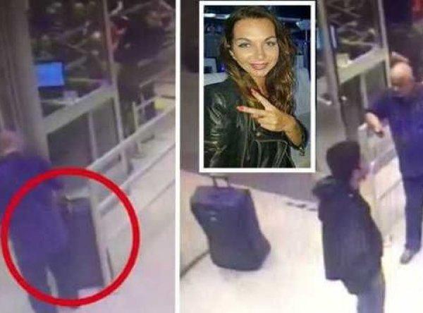 На YouTube появилось ВИДЕО, как судимая в Турции россиянка пыталась сбежать в Грузию в чемодане